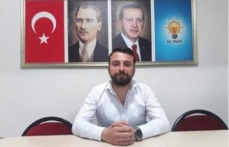 """AKP'li Çakır, """"Açık kapı bırakıyorum, göstermelik işlerden vazgeçin"""""""