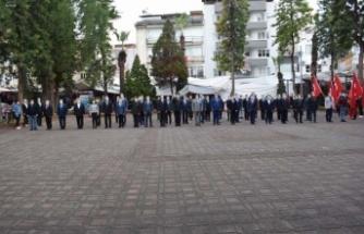 Çine'de Cumhuriyet Bayramı kutlandı