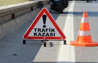 Çine'de trafik kazası: 1 ölü