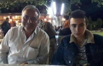 Oğlunun kaza yaptığı öğrenen baba kalp krizinden öldü