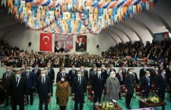 AK Parti Aydın 7.Olağan İl Kongresi Yapıldı