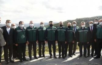 Tarım ve Orman Bakanı Pakdemirli Çine'de Barajları inceledi