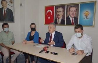 AK Parti Milletvekili Savaş: Çine kendine yeten bir ilçe olacak