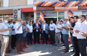 Çayır Pen Teşhir Mağazası, Çine'de açıldı