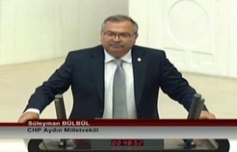 CHP'li Bülbül: Çine içindeki cezaevi güvenlik sorunu yaratır!
