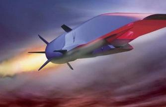 Amerika'nın sesten 6 kat hızlı uçağı