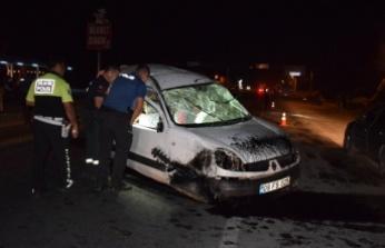 Çine'de Trafik Kazası: 1 Ölü 1 Yaralı