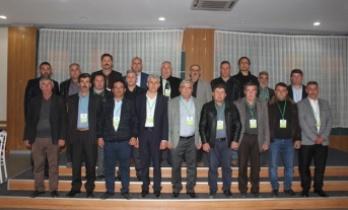 Osman Eşiyok, 28 Oy Farkla Başkan Seçildi