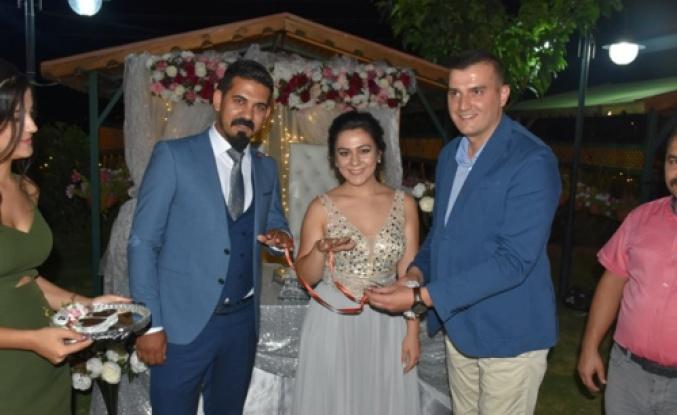 Volkan ile Büşra, Evlilik Yolunda İlk Adımı Attı