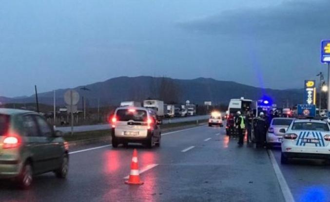 Çine'de Trafik Kazası, 21 Yaşındaki Genç Hayatını Kaybetti