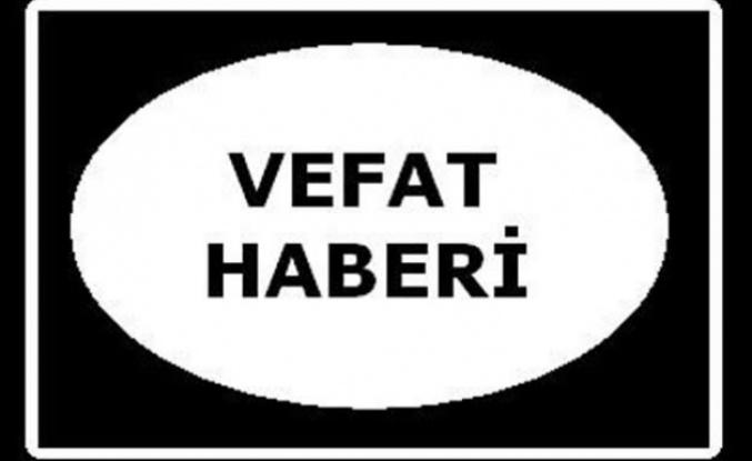 Güner Akdoğan vefat etti