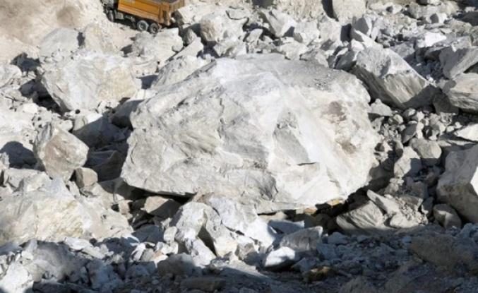 Milas'ta Maden Ocağında Göçük