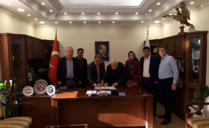 Mehmet Çetin İçin Belediyeye Bağışta Bulundular