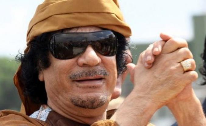 Kaddafi'nin ölümüyle ilgili şok iddia