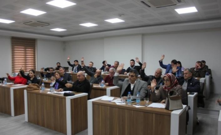 Çine Belediye Meclisi 2019'un İlk Toplantısını Gerçekleştirdi