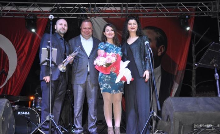 Çineliler, Bahar Konseri İle Coştu