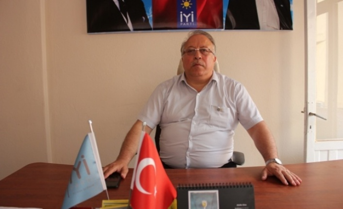 """İYİ Parti Başkanı Karaca, """"Çiftçimizin Her Daim Yanındayız"""""""