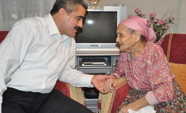 MHP Aydın İl Başkanı Alıcık'ın 'Anneler Günü' mesajı
