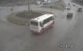Mobese'ya yansıyan trafik kazaları